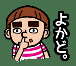 Takamori Kagoshima sticker #971325