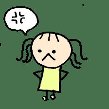 Ms.Saotome's Selfishness sticker #978851