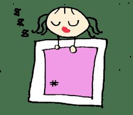 Ms.Saotome's Selfishness sticker #978852