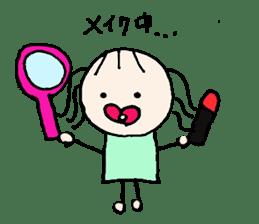 Ms.Saotome's Selfishness sticker #978853