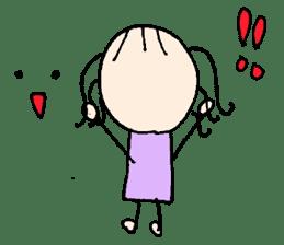 Ms.Saotome's Selfishness sticker #978857