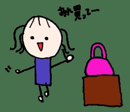 Ms.Saotome's Selfishness sticker #978860