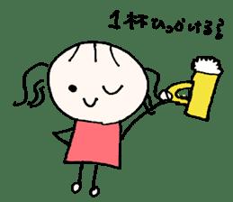 Ms.Saotome's Selfishness sticker #978863