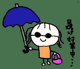 Ms.Saotome's Selfishness sticker #978865