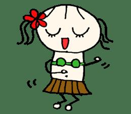 Ms.Saotome's Selfishness sticker #978876