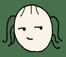 Ms.Saotome's Selfishness sticker #978877