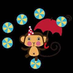 Saru Saru circus