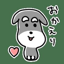 "Cuddly mascot ""Momo"" sticker #979972"