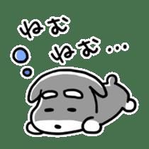 "Cuddly mascot ""Momo"" sticker #979973"