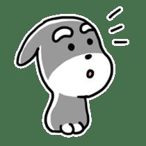 "Cuddly mascot ""Momo"" sticker #979999"