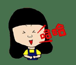 BoWei&BomBom sticker #980172