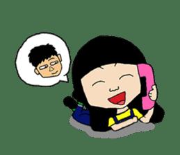 BoWei&BomBom sticker #980193