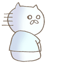 Nekonoshin (cat) sticker #980238