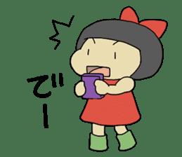 """Let's talk in an """"Ibaraki dialect"""" JPN sticker #980339"""