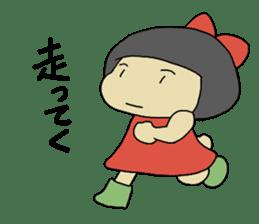 """Let's talk in an """"Ibaraki dialect"""" JPN sticker #980341"""