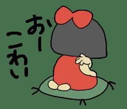 """Let's talk in an """"Ibaraki dialect"""" JPN sticker #980345"""