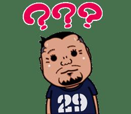 Hideaki Mitsuyama Nikuyama Sticker sticker #980739