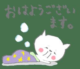 cat sticker 3 sticker #980833