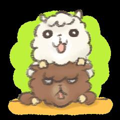 a fluffy alpaca 2