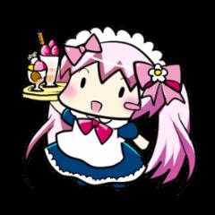 A maid's girl
