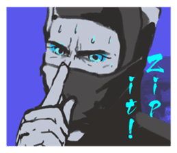 You can be a Ninja too!(English) sticker #985050