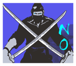 You can be a Ninja too!(English) sticker #985056
