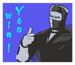 You can be a Ninja too!(English) sticker #985072