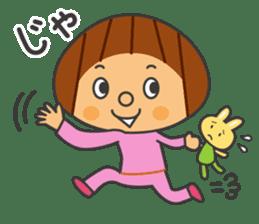 Chiko-tan sticker #986250