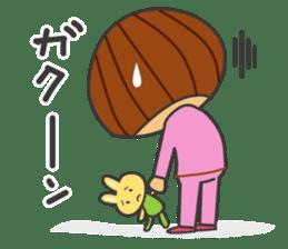 Chiko-tan sticker #986251
