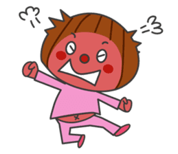 Chiko-tan sticker #986253