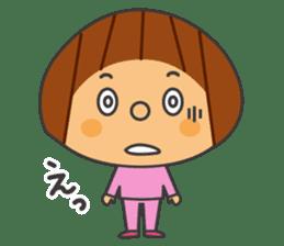 Chiko-tan sticker #986254