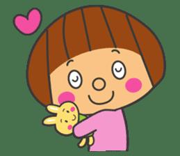 Chiko-tan sticker #986256