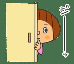 Chiko-tan sticker #986260
