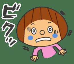 Chiko-tan sticker #986262