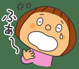 Chiko-tan sticker #986271