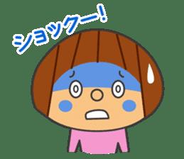 Chiko-tan sticker #986276