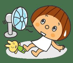 Chiko-tan sticker #986277