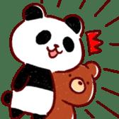 Stomach plonk animals sticker #989051