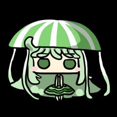 "Jellyfish ""grine"""