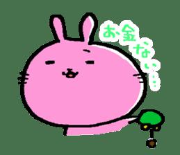 Soft Rabbit sticker #992186