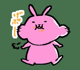 Soft Rabbit sticker #992190