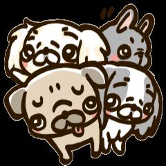 Hana Pecha Kawaii Dogs
