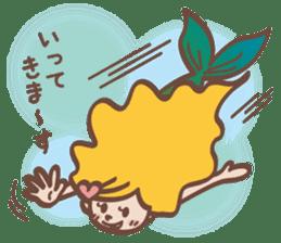 lovely mermaid sticker #993234