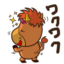 Zeushi sticker #996387