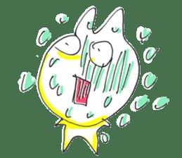 Uozu dialect Toyama prefecture in Japan sticker #998529