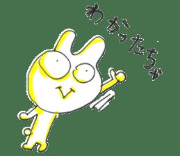 Uozu dialect Toyama prefecture in Japan sticker #998532