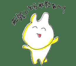 Uozu dialect Toyama prefecture in Japan sticker #998534