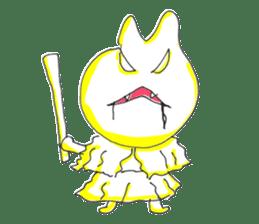 Uozu dialect Toyama prefecture in Japan sticker #998545