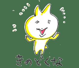 Uozu dialect Toyama prefecture in Japan sticker #998551