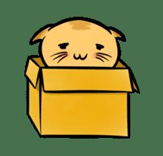 omega cat sticker #998688